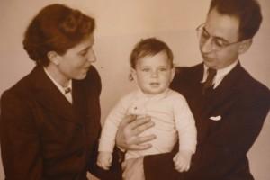 Andula, Honza-John & Franta Schoenbaum 1939 C